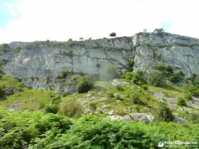 Santoña,Monte Buciero-Collados del Asón; senderismo wikipedia rutas senderismo cartagena monasteri